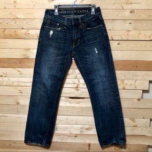 American Eagle Slim Straight Jean size 26